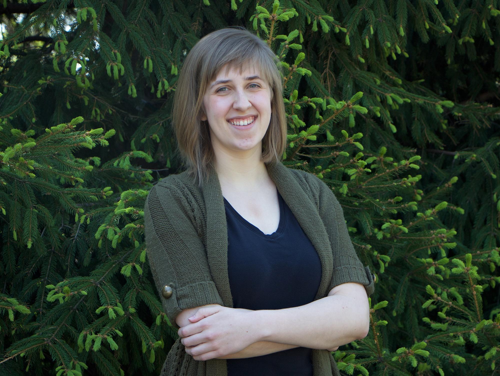 Dunwoody Architecture Student Celina Nelson