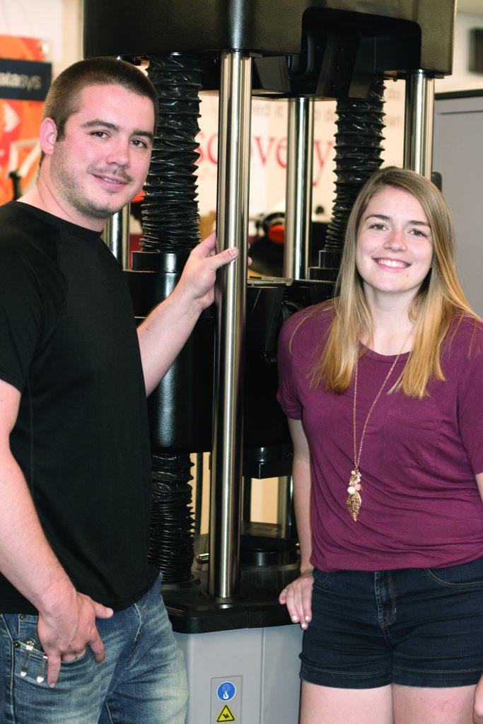 Nick and Angela Freeland