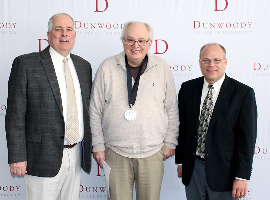 2018 Distinguished Teacher Award